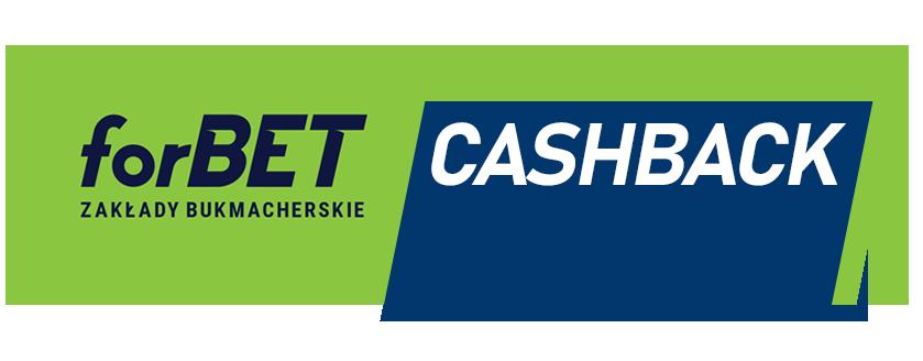 forBET cashback 120 PLN to część oferty powitalnej bukmacher.